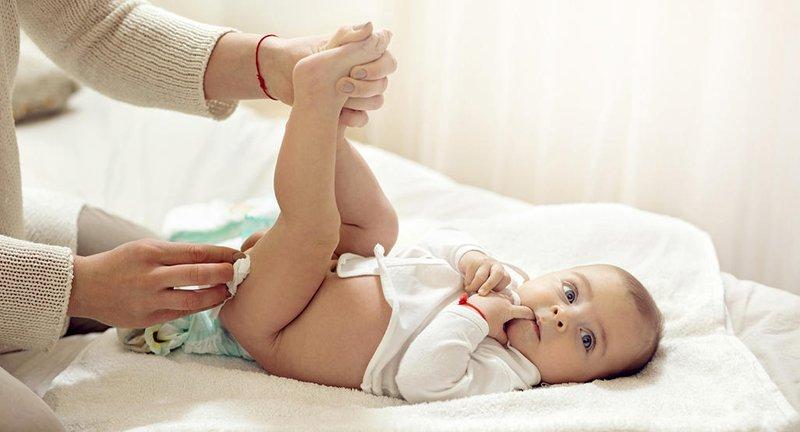 Keputihan pada bayi perempuan