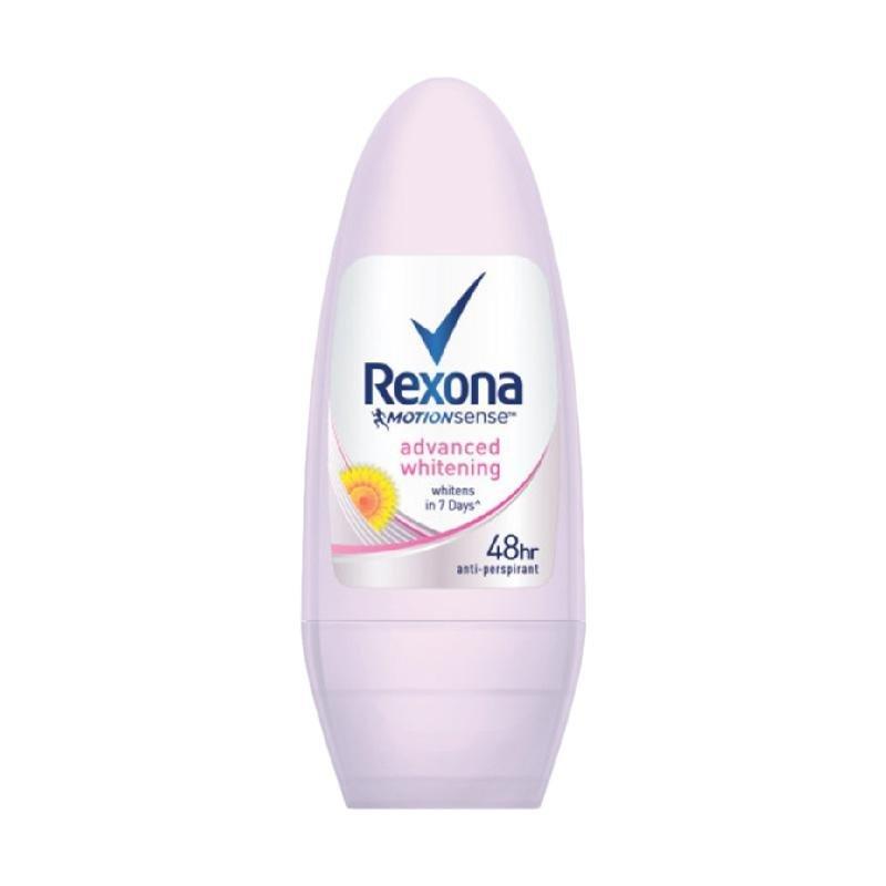 Rexona Women Anti Perspirant Advanced Whitening Deodorant Roll On.jpg