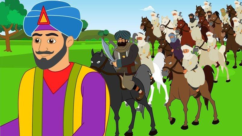 Ali Baba dan 40 Penyamun
