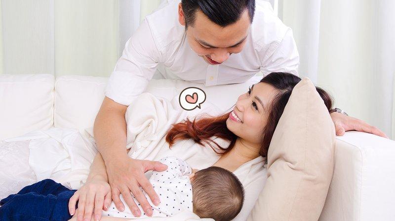 Pentingnya Dukungan Suami, Keluarga, dan Lingkungan Sekitar untuk Sukses Menyusui
