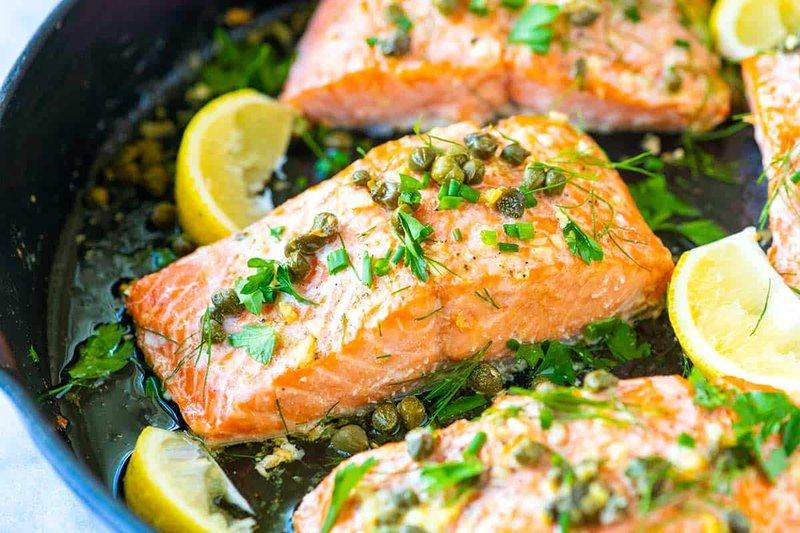 makanan mengandung omega-3