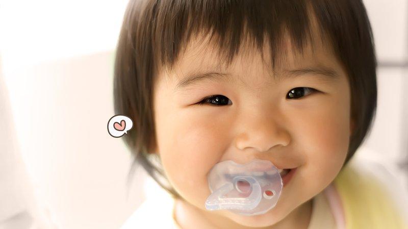 cara mengatasi ruam air liur pada bayi