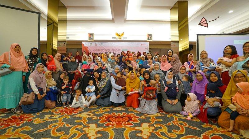 Orami X Komunitas Babywears Tangerang: Meng-ASI-hi dan Tutorial Menggendong Bayi