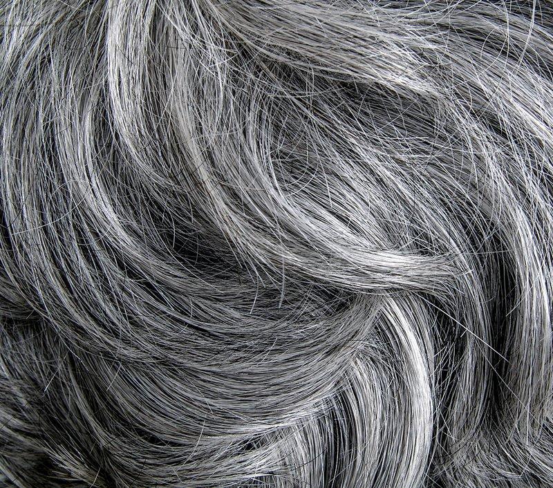 mimpi rambut beruban