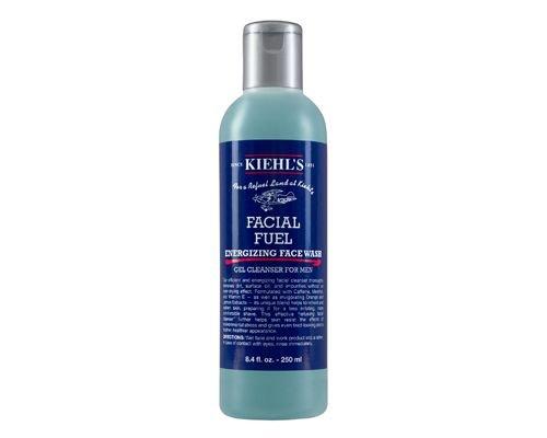 Kiehl's Facial Fuel Energizing Face Wash untuk rekomendasi face wash pria