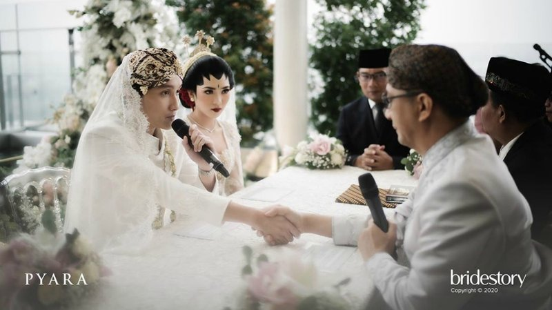 Fakta Pernikahan Isyana Sarasvati dan Rayhan Maditra.jpg