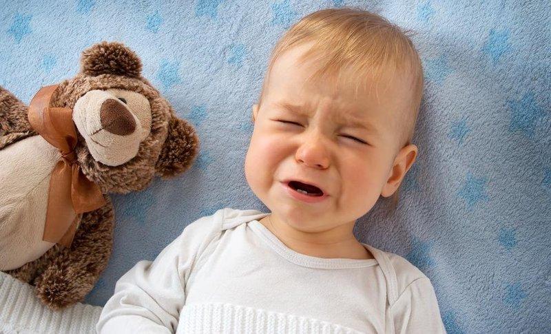 demam pada bayi