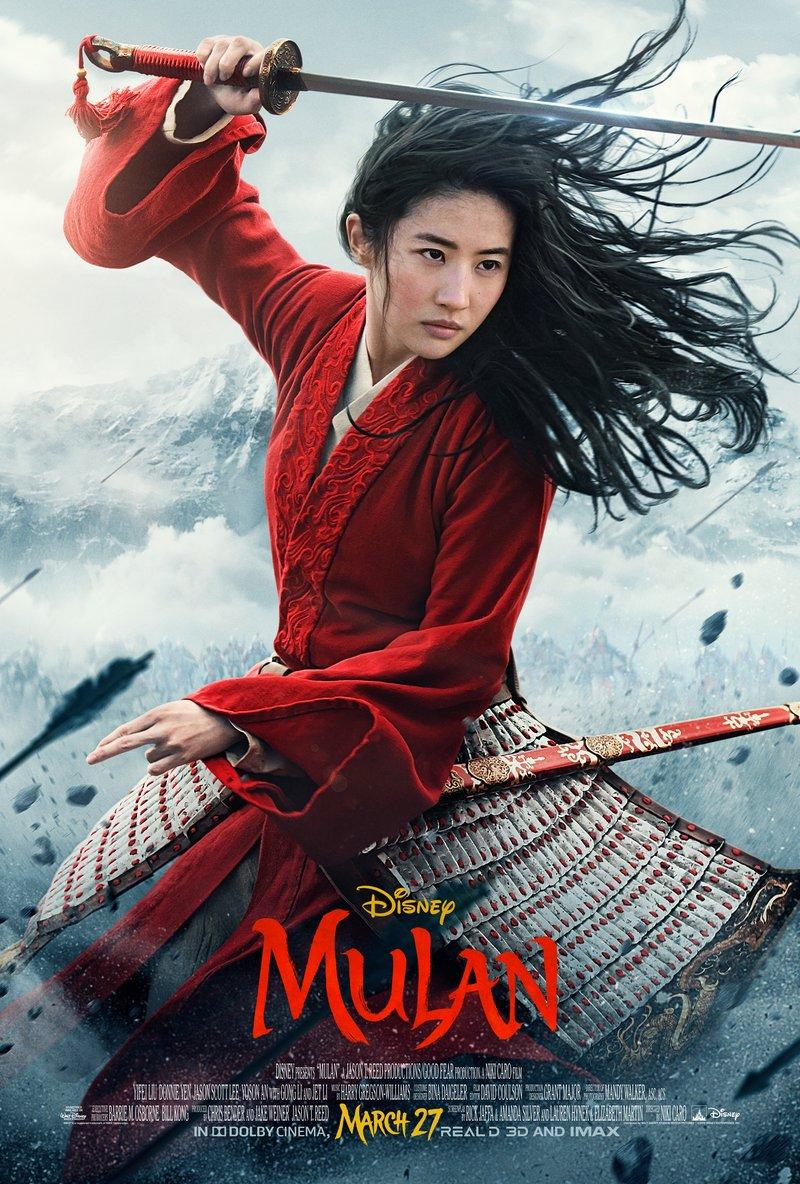 film yang ditunda karena COVID-19-Mulan
