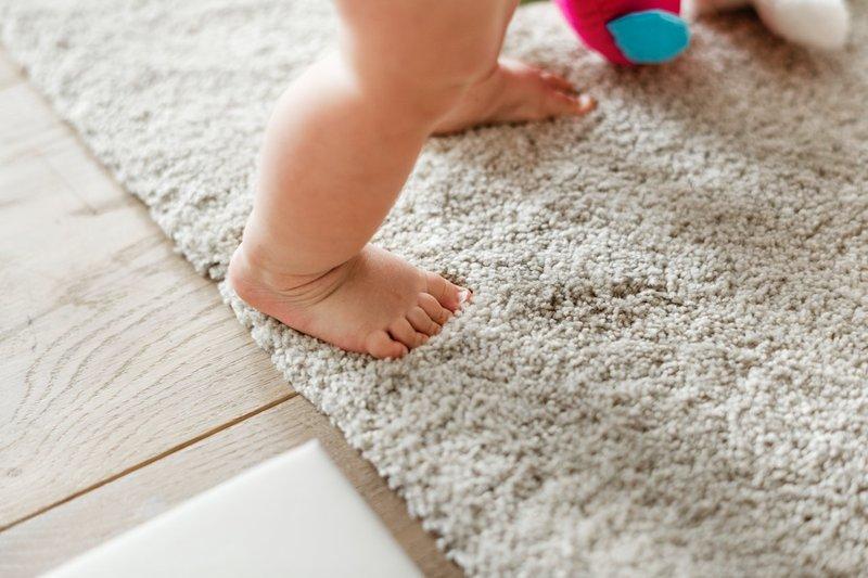 Flat Feet Pada Bayi, Benarkah Sebabkan Bayi Terlambat Berjalan 2.jpg