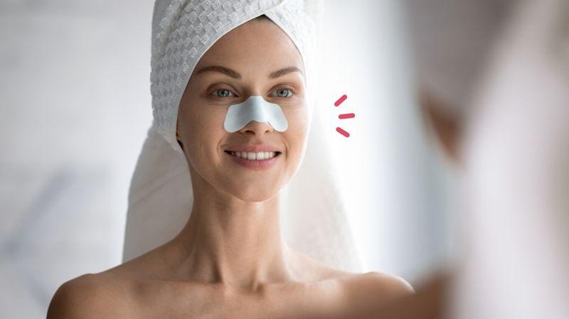 Menggunakan Pore Strip, Begini 4 Cara Tepat Melakukannya | Orami