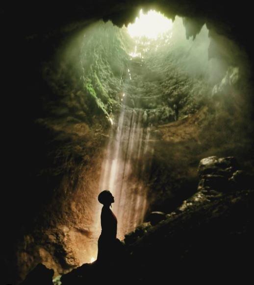 Gua Jomblang Wisata Gunung Kidul
