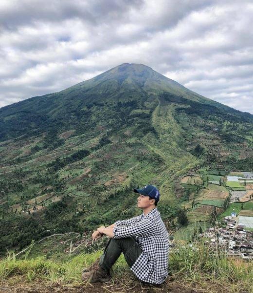 Gunung Kendil Temanggung