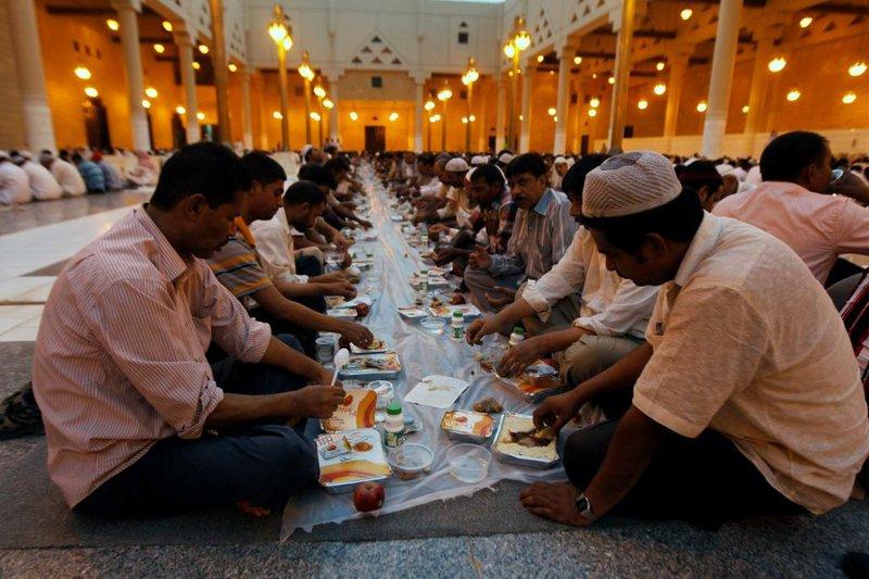12 Amalan Bulan Ramadhan -1