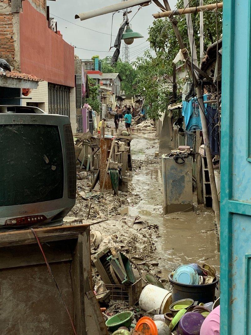 Orami Peduli Banjir