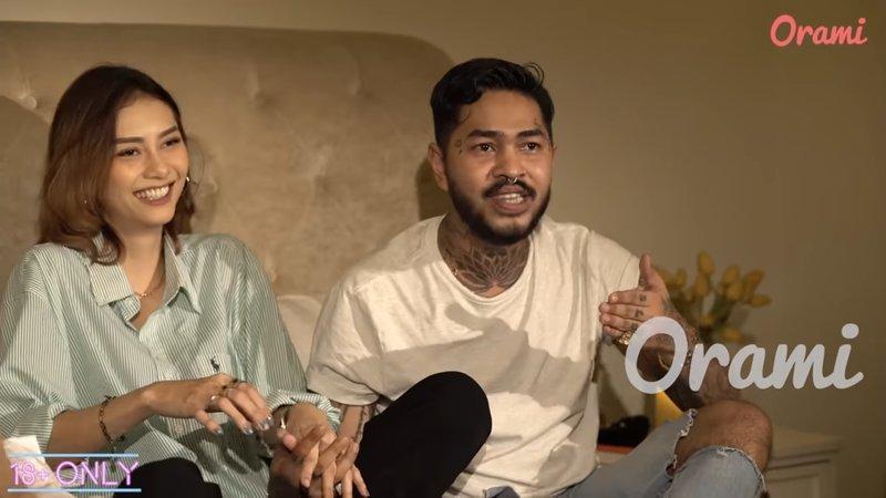 fakta kisah cinta Beby Priscilla dan Onadio Leonardo-5
