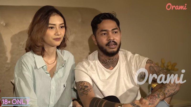 fakta kisah cinta Beby Priscilla dan Onadio Leonardo-3