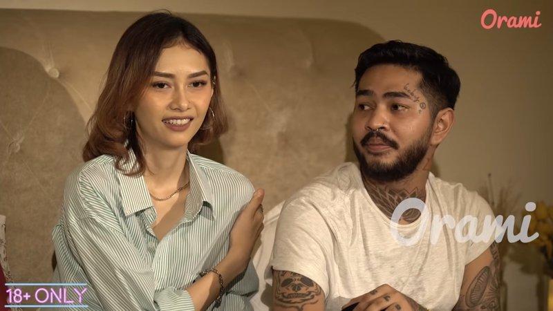 fakta kisah cinta Beby Priscilla dan Onadio Leonardo-2