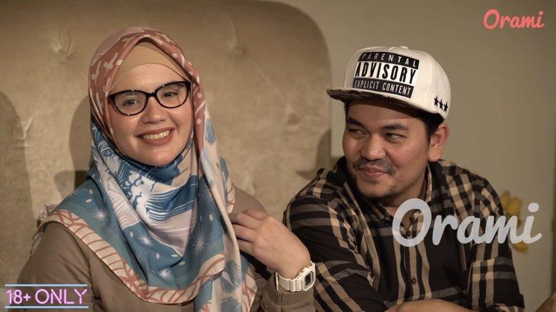 Indra Bekti dan Aldilla Jelita -3