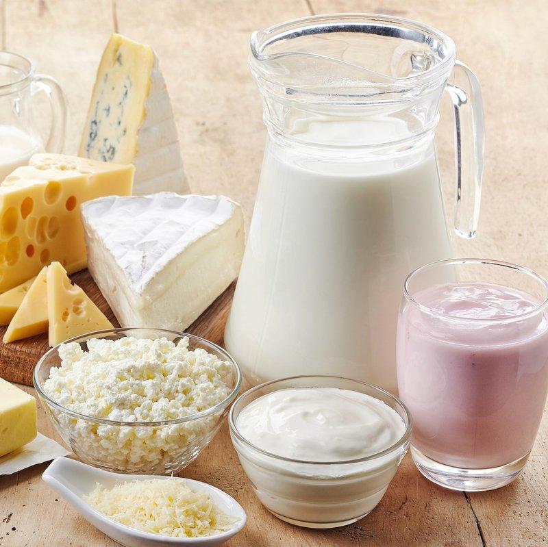 Produk Susu dan Olahannya