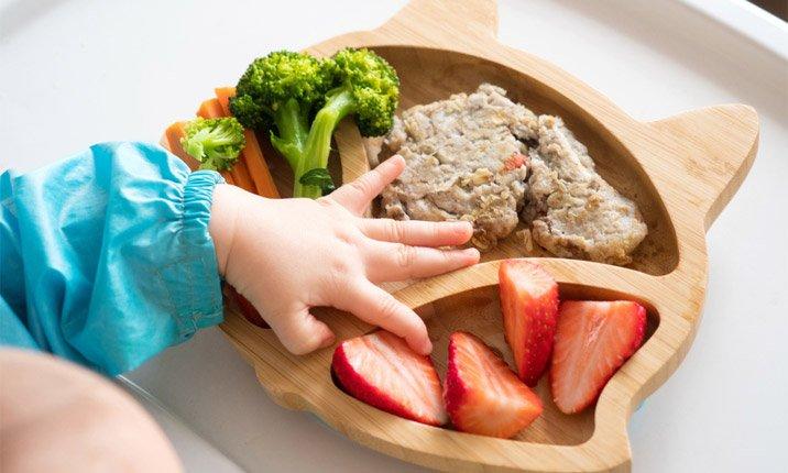 tekstur makanan bayi 8 bulan