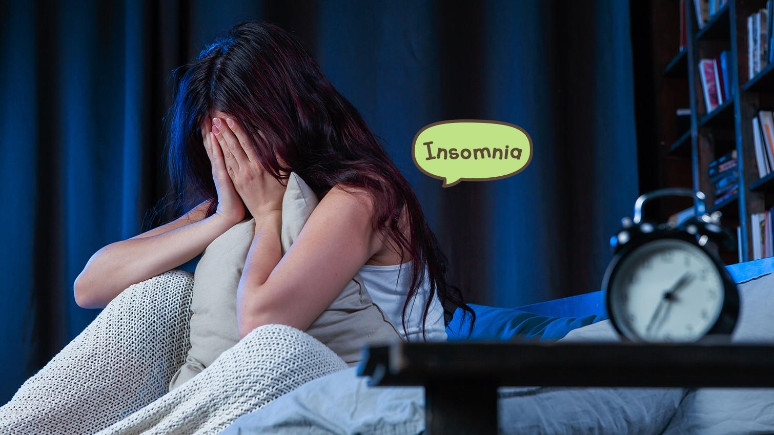 Apa Bedanya Susah Tidur Dengan Insomnia Berbagi Tips