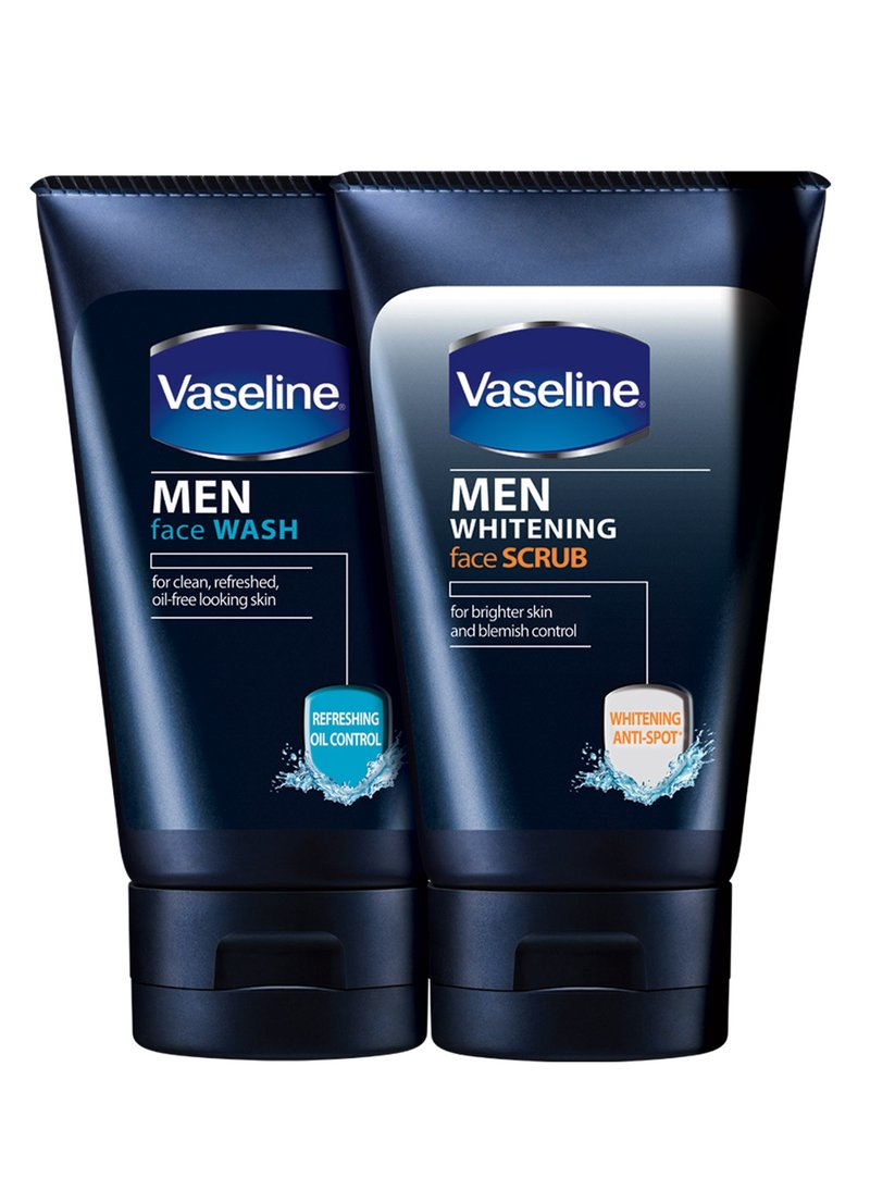 men facial wash