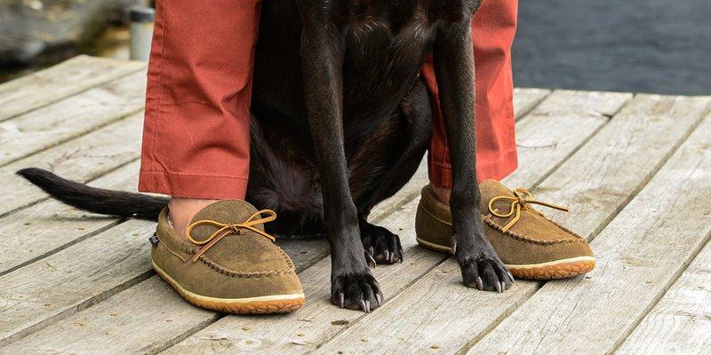 Jenis Sepatu Pria - Moccasin Shoes