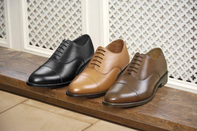 Jenis Speatu Pria - Oxford Shoes