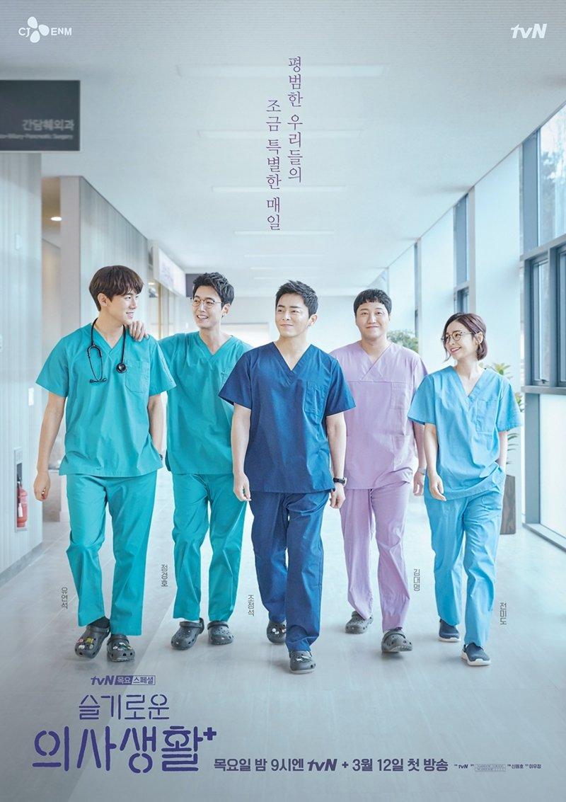 Sosok Ayah tunggal sekaligus dokter bedah merupakan peran yang diambil oleh Jo Jung-Suk