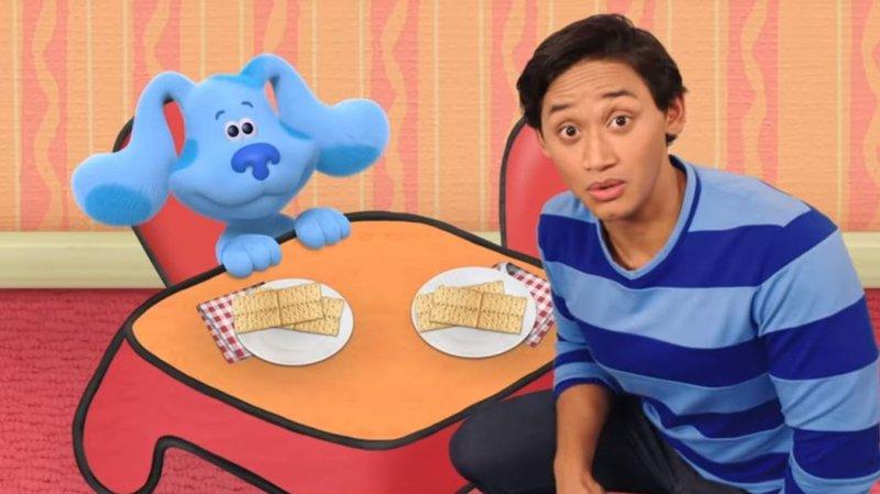 Joshua Dela Cruz Host Blue's Clues