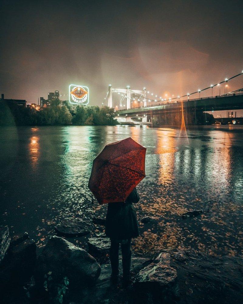 Kata-kata Hujan Tentang Malam