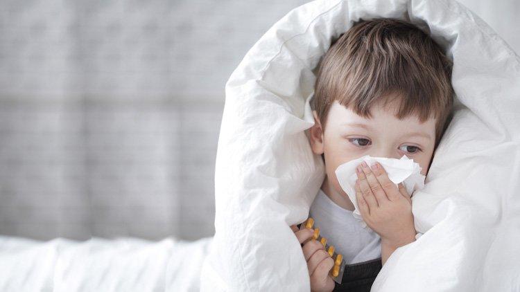 cara mengatasi hidung tersumbat pada anak di malam hari