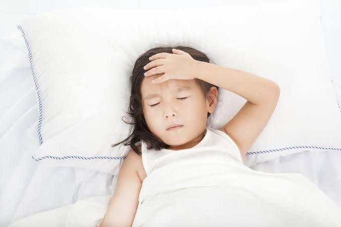 penyebab hidung tersumbat pada anak di malam hari