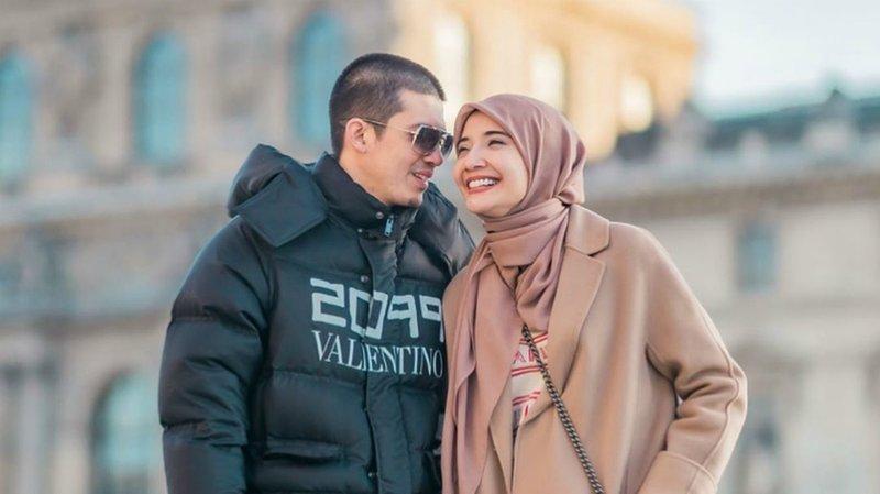 Keseruan Zaskia Sungkar dan Irwansyah Jalan-jalan ke Eropa, Sekalian Program Hamil!.jpg