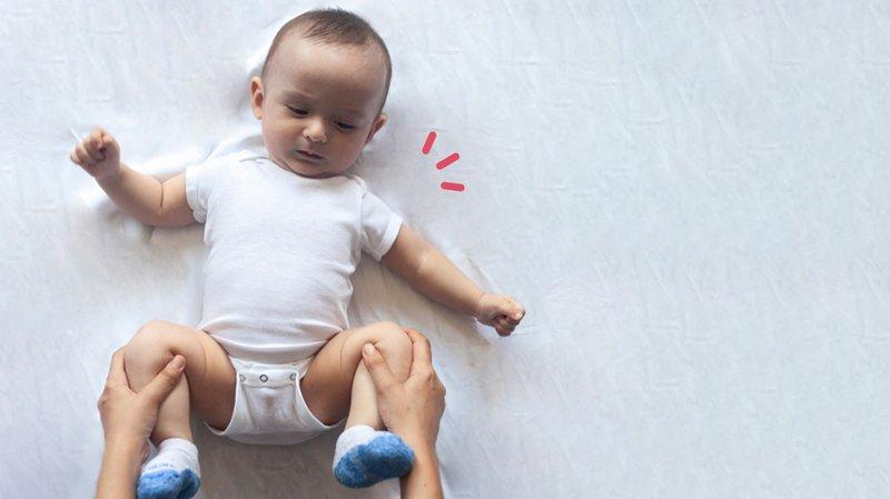 Bayi Sering Ngulet