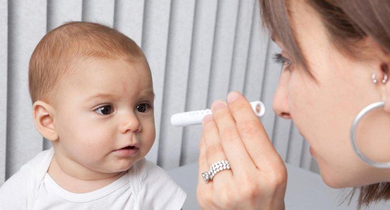 kesehatan mata bayi
