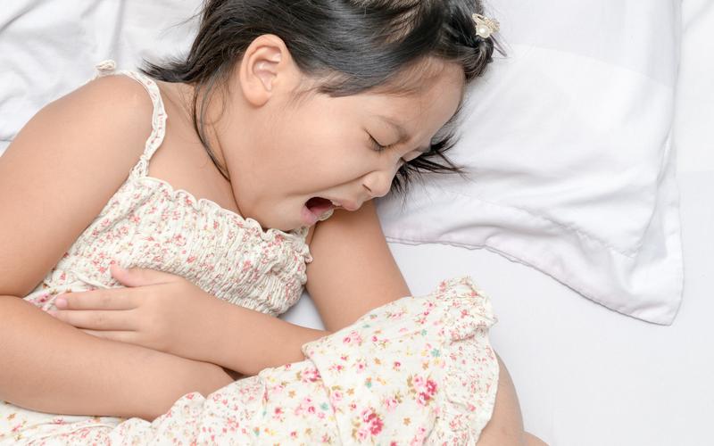 penyebab perut kembung pada anak