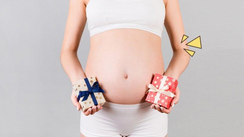 kelebihan bayi sungsang: kehamilan kembar