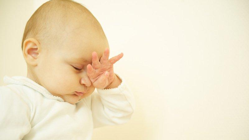 Kotoran Mata Bayi Menumpuk, Infeksi Atau Penyumbatan Air Mata 03.jpg