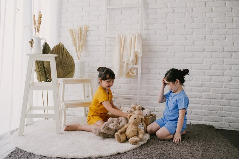 main bersama anak saat pandemi