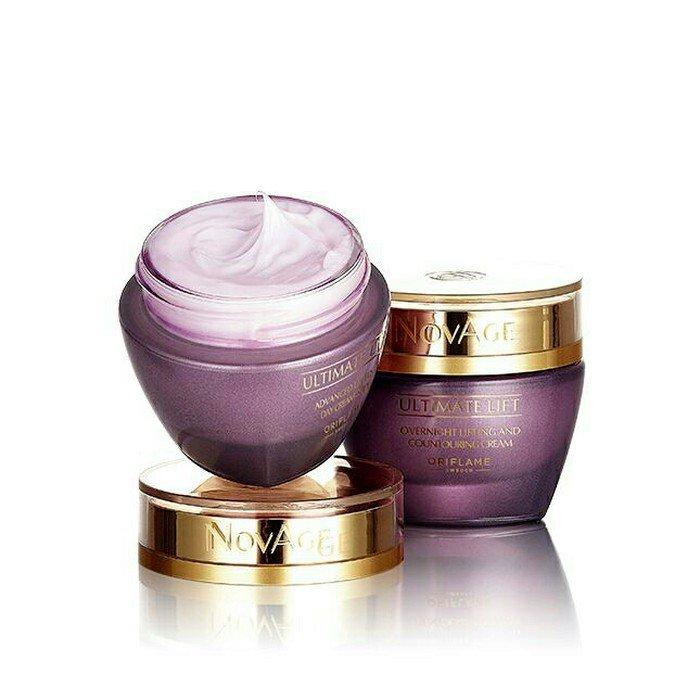 Krim Wajah Novage Ultimate Lift Day Cream & Night Cream by Oriflame.jpg