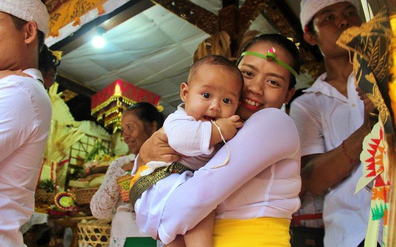 Kumpulan Nama Bayi Khas Bali untuk Diberikan pada Bayi Kesayangan