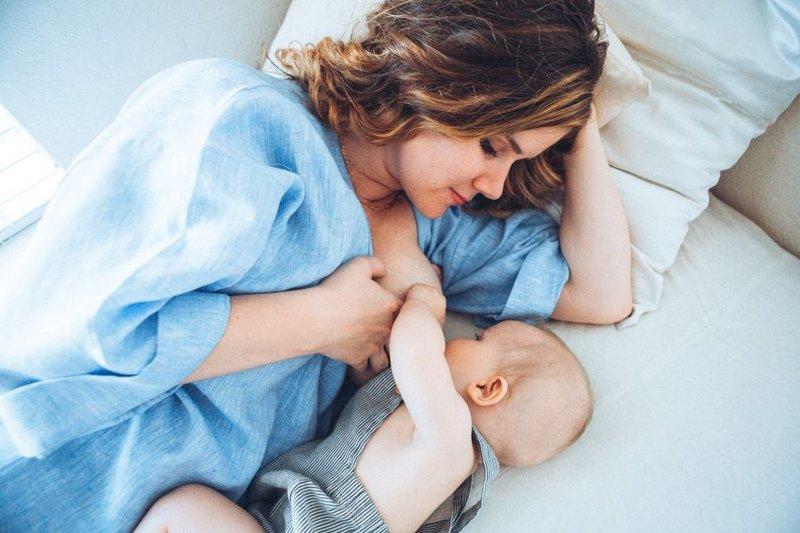 bayi tidak bingung puting