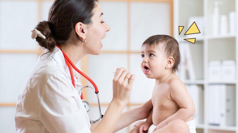 Bayi jarang pipis tapi berkeringat?