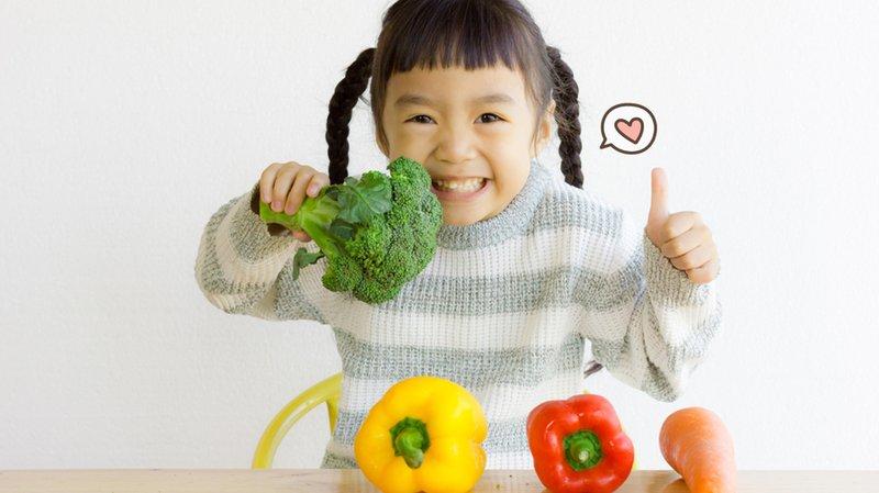 Pentingnya Makan Serat bagi Pertumbuhan Anak