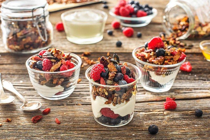 Makan Granola untuk Kesehatan Tubuh Ini Faktanya!