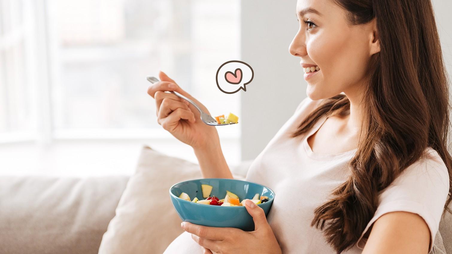 5 Makanan Sehat Untuk Ibu Hamil Muda Berbagi Tips Parenting