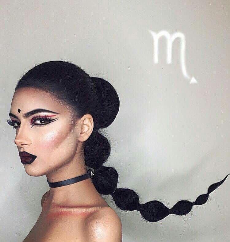 Makeup sesuai zodiak scorpio pinterest.jpg