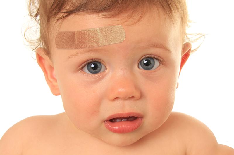 Tips Mencegah Balita Cedera di Kamar Mandi