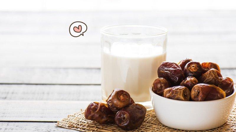 Lezat dan Manis, Ini 7 Manfaat Susu Kurma untuk Kesehatan